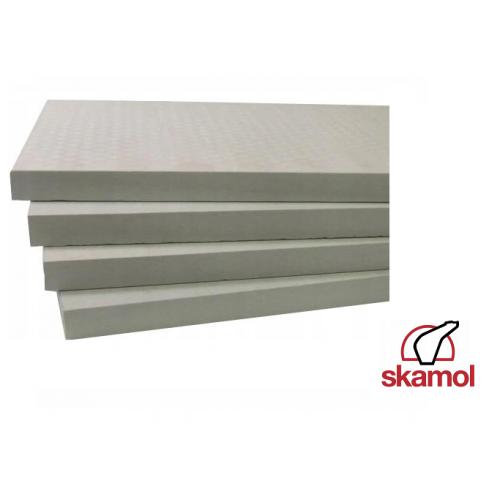 Płyta kominkowa Skamol 122x100x3 cm