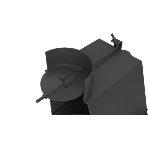 KFD - Szyber Manualny do wkładów KFD MAX/LUX