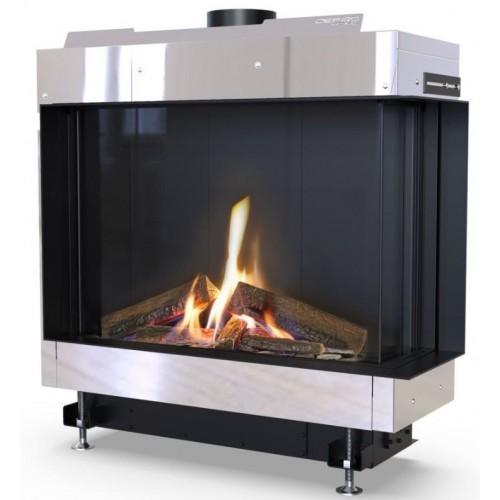 Defro Home Vital 51 S BP na gaz ziemny - Kominek Gazowy